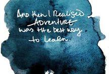 Speak Loudly  / berisi tentang buku, quote, dan kata-kata, yang mengispirasi, yang membuat hidupku sederhana
