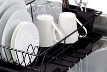Dish drainer / drying rack