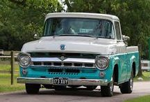 The Truck / 1957 Ford F100