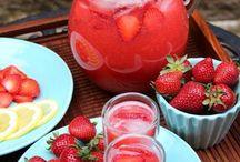 summer drinks : )