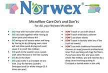 Cleaning...Norwex style