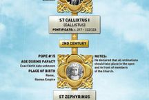 Who's Who & When of Popes