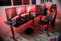 gaming room design