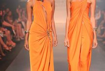Lakme Fashion Week SR 2014 / Fashion collection for Summer Resort.