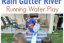 Rolling River VBS Ideas