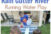 waterplay pre school