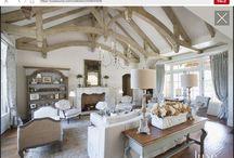 Interiors | Reception Room / Natural tones and greys ...
