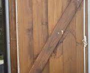 Postigos de madera