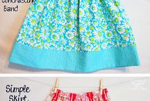 Skirts to make for summer