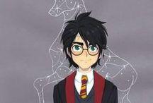Hurry Potter/Гарри Поттер