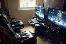 电子游戏室