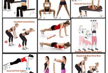 Exercise Routines / by Staci E Squiggle