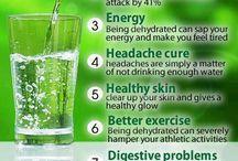{Health}~ Water