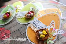 Easter cards and projects