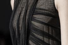 Structuren in kleding