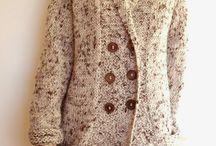 Cappotti di maglia
