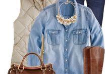 Camisa blue jean