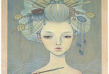 art journals / by Jasmine Honey