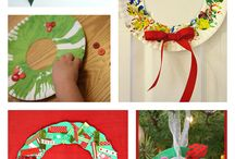 Christmas crafts for 2 year olds