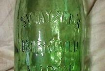 Swayzee jars / by Lynne Gates Swayze