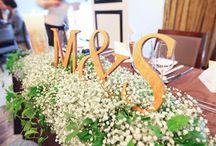 結婚式☆装飾