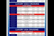 LUXURY CRUISE SALE!
