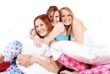 pyjama parti