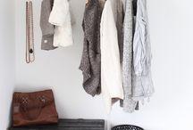 Nice closets