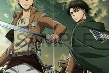 Attack on Titan/ Shingeki no koyjin