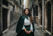 Portrait photographer in Venice