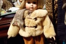 Doll Dress / As a child did you dream of wearing your doll's outfits in proportion to them?