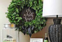 Pretty Wreaths !