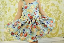 Sew - Girls Dresses