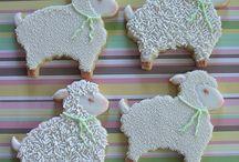 Easter Cookies / by Hope Weiner