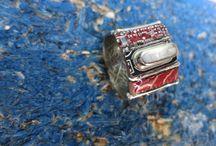 N 57 / jewel - ring & bracelet