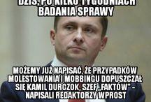 Kamil Durczok i seks afera z molestowaniem / Memy i newsy o sprawie Durczoka, oskarżonego przez media o molestowanie dziennikarek.