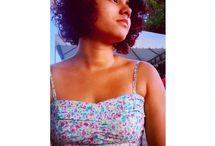 Iasmyn silva / Corte de cabelo