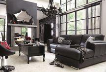Interior Design - Gothic