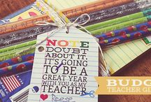 Teacher Appreciation / by Katie Glasier