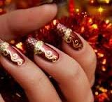 winter nail designs / by Melanie Barnes