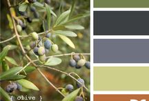 all around olive! #Green colour / #olive #green #colour / by Olio Flaminio