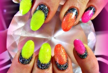 Neon Collection / by Nail Art Painter