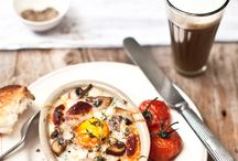 Breakfasts and brunch / by Janell Brainard