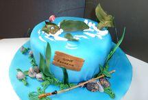 Cakes: Fishings