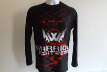 MMA Clothing / Warriorfightwear mma clothing for adults kids and BJJ training Venum