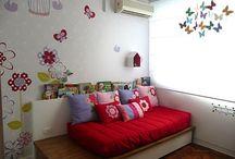quartos menina