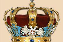 couronnes royales du monde