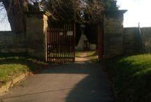 Hřbitov Dětenice Osenice