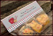 Teacher Gifts / by Julie Carter