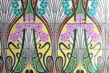 Art nouveau, Art Deco & Jugendstil